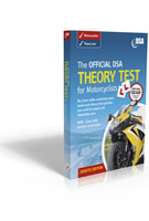 The Official DSA Theory Test for Motorcyclists Book
