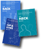 The Back, Neck, Whiplash, and Hip and Knee Books