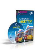 The Official DSA Theory Test for Drivers of Large Vehicles CD-ROM