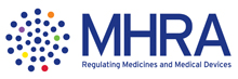 MHRA (Medicines and Healthcare products Regulatory Agency) official logo