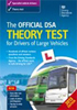 DSA Theory Test for Large Vehicles Book image