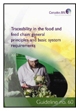 Guideline 60: Traceability in the Food and Feed Chain: General Principles and Basic System Requirements