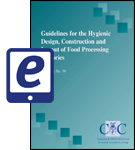 Guidelines for the Hygienic Design, Construction and Layout of Food