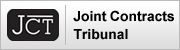 Joint Contract Tribunal contracts
