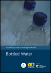 Product image for A Guide to Good Hygiene Practice: Bottled Water