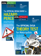 The Official DVSA Theory Test for Motorcyclists Pack 2013