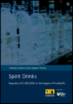 Product image for A Guide to Spirit Drinks