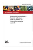 Information technology. Security techniques. Code of practice for information security controls