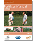 Fertiliser Manual RB209 jacket image
