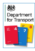 Department for Transport Traffic Signs Manuals image link to publications