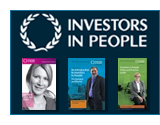 Investors In People logo and publications images shortcut to more titles to buy