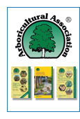 Arboricultural Association logo and publications images shortcut to publications listing page