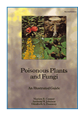 Poisonous Plants and Fungi book jacket image link to product page