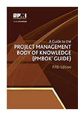 A Guide to the Project Management Body of Knowledge book jacket