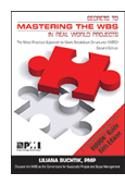 Secrets to Mastering the WBS in Real World Projects - Second Edition book  jacket