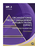 Organizational Project Management Model (OPM3) Knowledge third edition book jacket