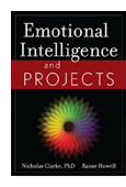Emotional Intelligence and Projects book jacket