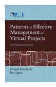 Patterns of Effective Management of Virtual Projects: An Exploratory Study book jacket