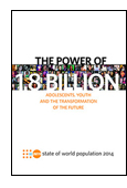 The State of the Word Population 2014 book jacket
