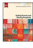 'Global Monitoring Report 2014/2015: Ending Poverty And Sharing Prosperity' jacket image