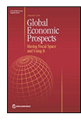 'Global Economic Prospects 2015: Having Fiscal Space And Using It' jacket image