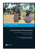 'Connecting The Disconnected: Coping Strategies Of The Financially Excluded In Bhutan' jacket image