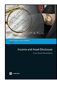 'Income And Asset Disclosure: Case Study Illustrations' jacket image