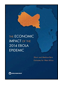 'The Economic Impact Of The 2014 Ebola Epidemic: Short And Medium-Term Estimates For West Africa' jacket image