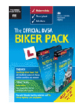 The Offical DVSA Biker Pack packaging
