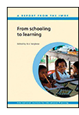From School to Learning book jacket image