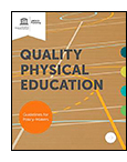 Quality Physical Education: Guidelines for Policy-Makers book jacket image