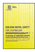 Building Digital Safety for Journalism book jacket image