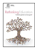 Rethinking Education in a Changing World book jacket image