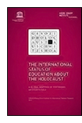 The International Status of Education About the Holocaust: A Global Mapping of Textbooks and Curricula book jacket image