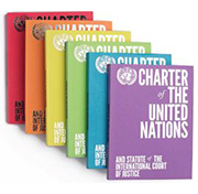 Charter of the UN and Statute of the International Court of Justice
