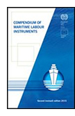 Compendium of maritime Labour Instruments  - Second (revised) Edition cover