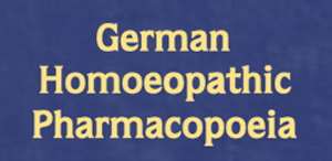 German Homeopathic Pharmacopoeia