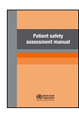 Patient Safety Assessment Manual cover