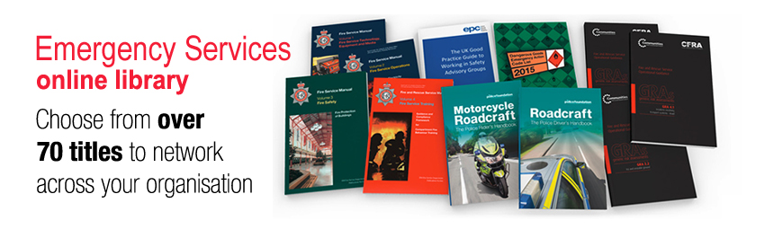 Emergency Services online library