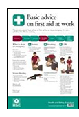 Basic Advice on First Aid at Work image