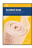 The Accident book BI 510 (Pack 20) - cover