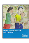 Measles Elimination Field Guide shortcut