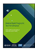 Malaria Rapid Diagnostic Test Performance cover