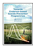 Towards Evidence-based Suicide Prevention Programmes cover