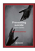 Preventing Suicide: A Global Imperative cover