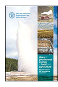 Uses of Geothermal Energy in Food and Agriculture: Opportunities for Developing Countries cover