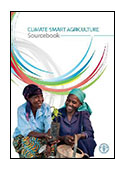 Climate Smart Agriculture Sourcebook cover