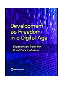 Development as Freedom in a Digital Age cover