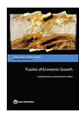 Puzzles of Economic Growth cover