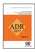 ADR 2017 cover